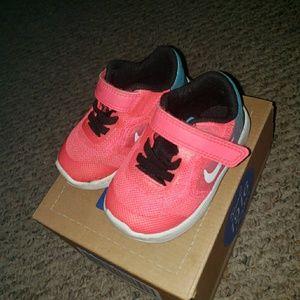 Nike toddler girls